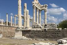 The Acropolis, Bergama, Turkey