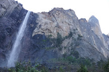 Bridalveil Fall, Yosemite National Park, United States