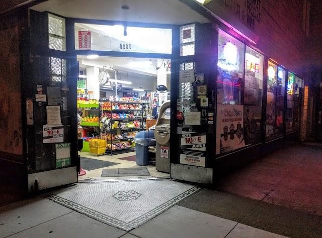 Seventeenth & Balboa Grocery