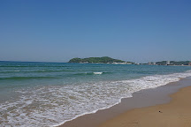 Miyajihama Beach, Fukutsu, Japan