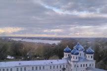 St. George Monastery, Veliky Novgorod, Russia