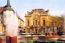 City Library, Subotica, Serbia