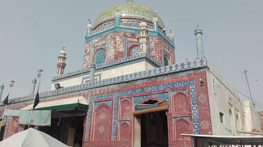 Tomb Shah Shams Sabzwari Tabrez