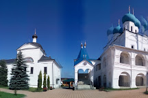 Vysotsky Monastery, Serpukhov, Russia