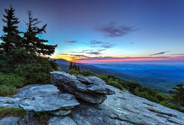 Beacon Heights Overlook Trail