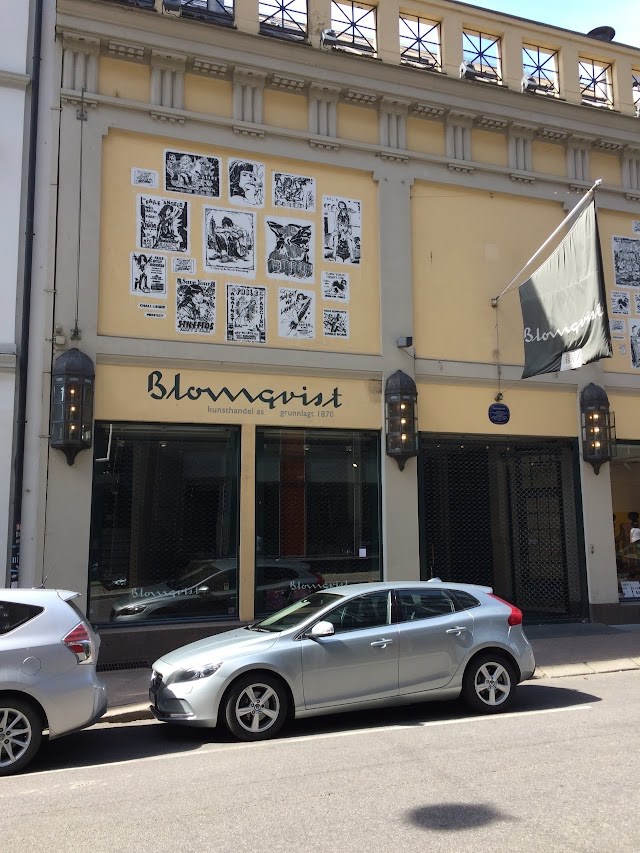 Blomqvist Auction House Gallery