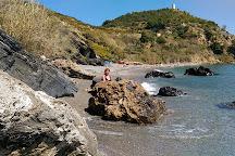 Playa de Maro, Maro, Spain