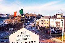 Bogside History Tours, Derry, United Kingdom
