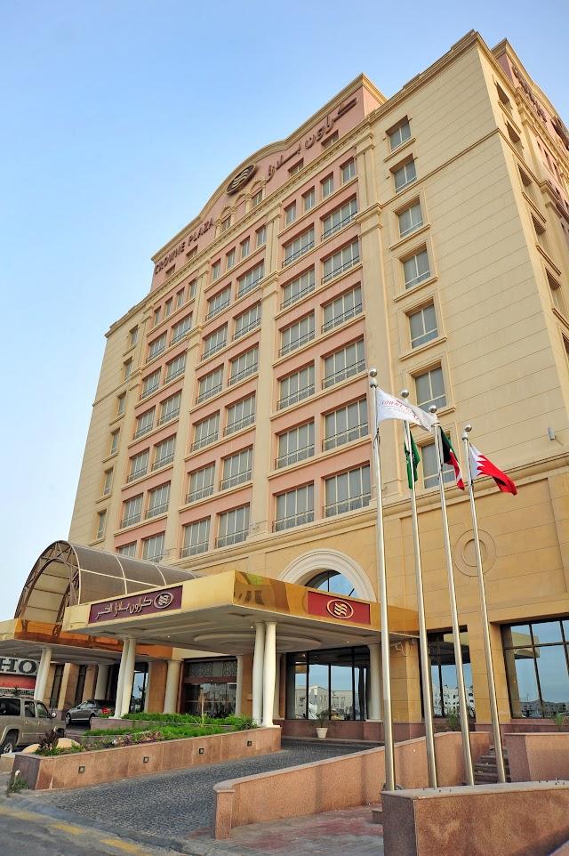 CROWNE PLAZA HOTEL AL KHOBAR KHOBAR KSA