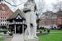 Charles I Statue, London, United Kingdom
