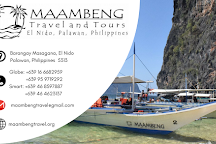 Maambeng Travel and Tours, El Nido, Philippines