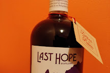 Last Hope Distillery, Puerto Natales (Torres del Paine), Chile