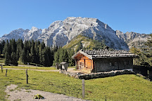 Rossfeld Panoramastrasse, Berchtesgaden, Germany