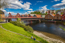 Old Town Bridge, Trondheim, Norway