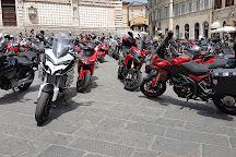 Piazza IV Novembre, Perugia, Italy