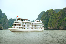 La Vela Cruise, Halong Bay, Vietnam