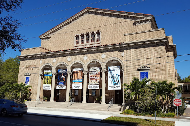 Visit The Palladium at St Petersburg College on your trip to