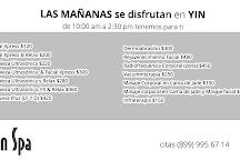 Yin Spa, Reynosa, Mexico