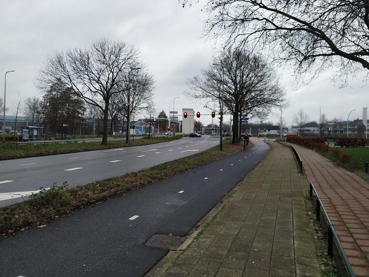 Shell station Blaloweg Zwolle