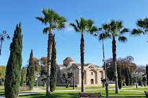 Church Panagia Angeloktisti, Kiti, Cyprus