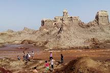 Ethiopian Landscape Tour, Lalibela, Ethiopia