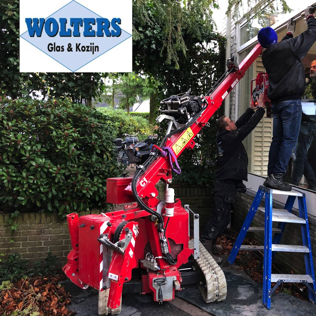 Welp Wolters Glas & Kozijn - Specialist in glas, houten- & kunststof HC-36