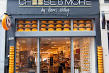 Cheese & More Dam, Amsterdam, The Netherlands