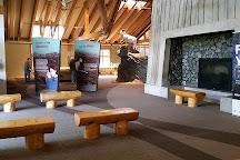 Denali Visitor Center, Denali National Park and Preserve, United States