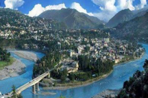 Jhelum River, Jammu and Kashmir, India