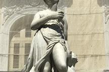 Estatua La Mariblanca, Madrid, Spain