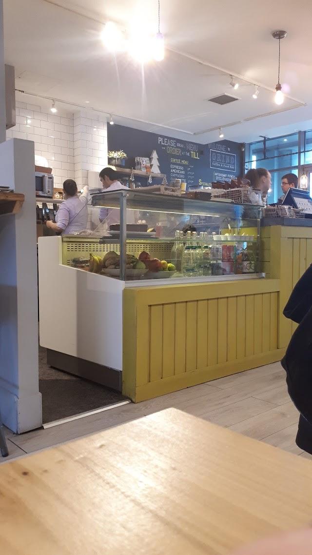 Grind Coffee & Food Hub