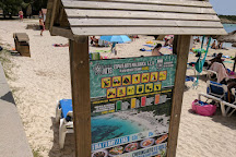 Playa Es Port, Colonia de Sant Jordi, Spain
