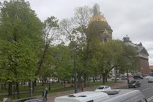 Bronze Horseman, Monument To Peter I, St. Petersburg, Russia