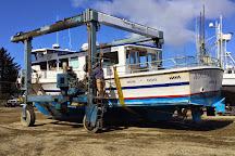 Port of Ilwaco Boardwalk, Ilwaco, United States