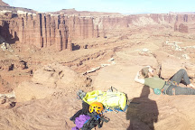 Monument Basin, Canyonlands National Park, United States