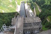 Espace EDF du Barrage de Bort-Les-Orgues, Bort-les-Orgues, France