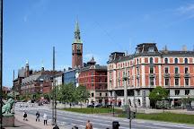 Lur Blower Column, Copenhagen, Denmark