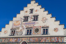 Lindavia-Brunnen, Lindau, Germany