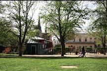 Jardin de la Menagerie, Sceaux, France
