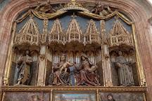 Iglesia Santa Maria del Castillo, Cervera de Pisuerga, Spain