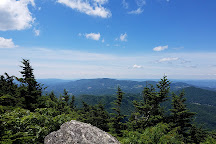 Calloway Peak Hike, Blowing Rock, United States