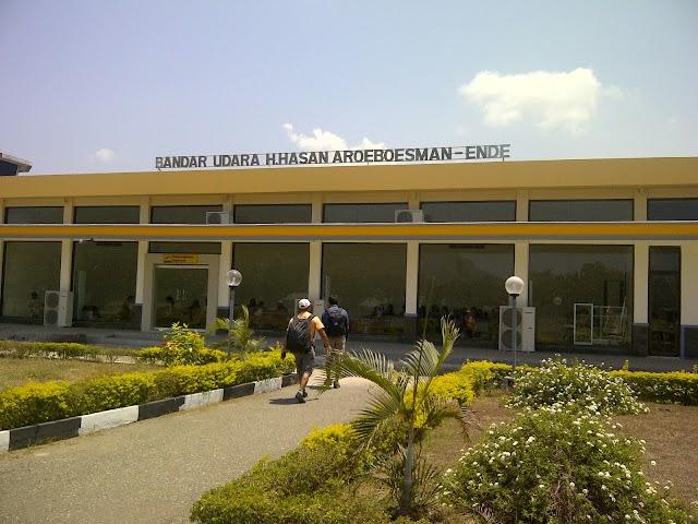 H. Hasan Aroeboesman Airport