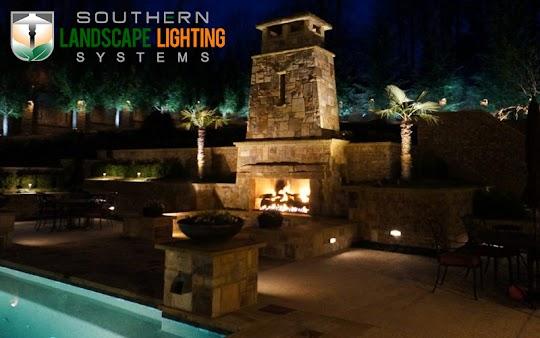 landscape lighting company