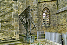 St Nikolai Memorial, Hamburg, Germany