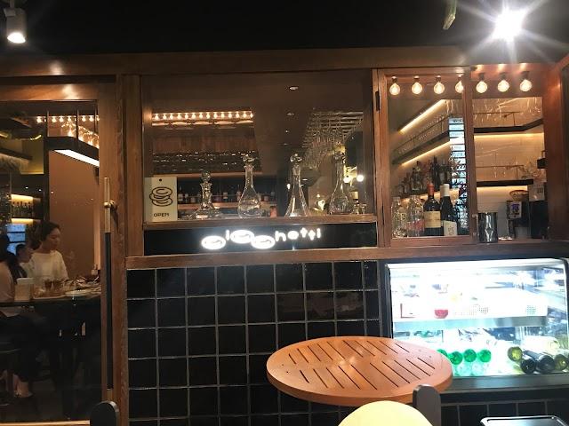 バー イタリアーノ チケッティ(bar italiano cicchetti)