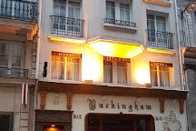 Buckingham Bar, Paris, France