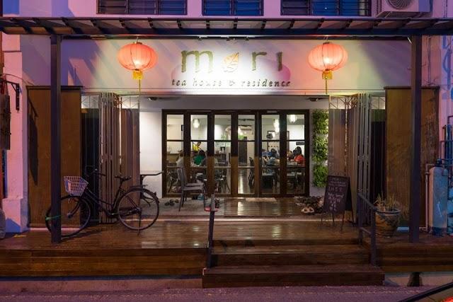 Mori Vegetarian Tea House and Residence