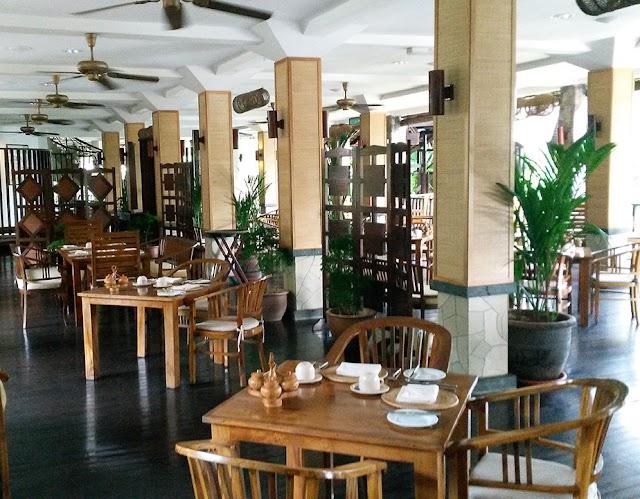Bunga Raya Island Resort & Spa Hotel