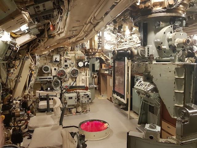 The Royal Navy Submarine Museum