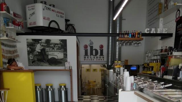 Helados la Ibi